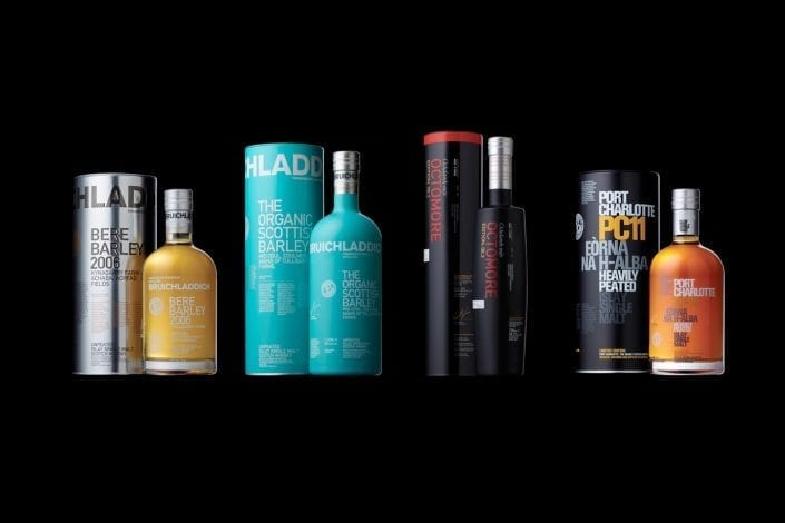 Laddie Launch Global Travel Retail Exclusives