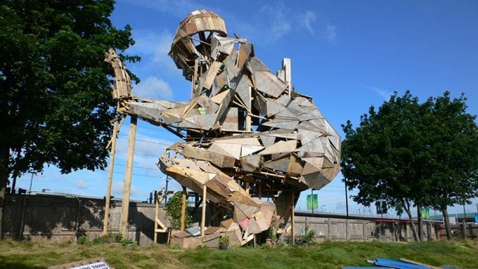 Giant Robots - Canning Town
