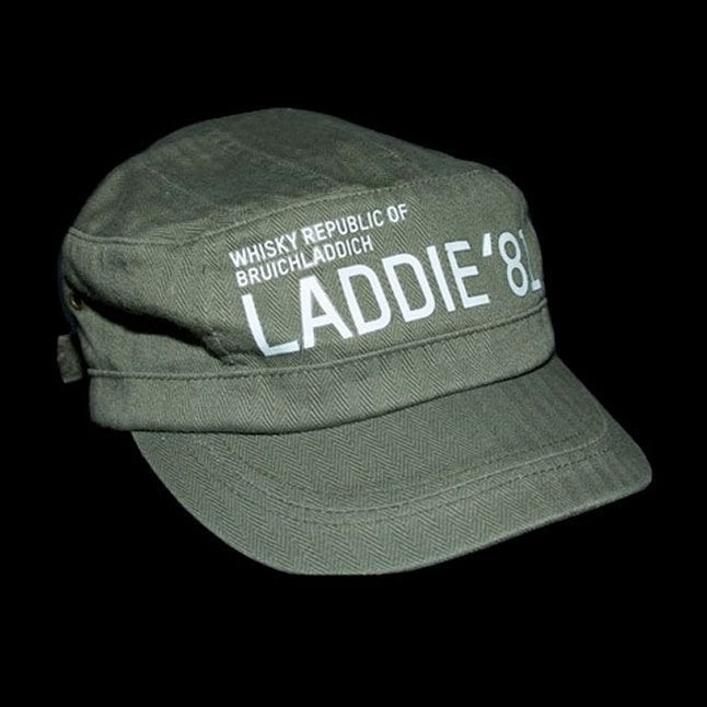 The Laddie '81 Military Cap