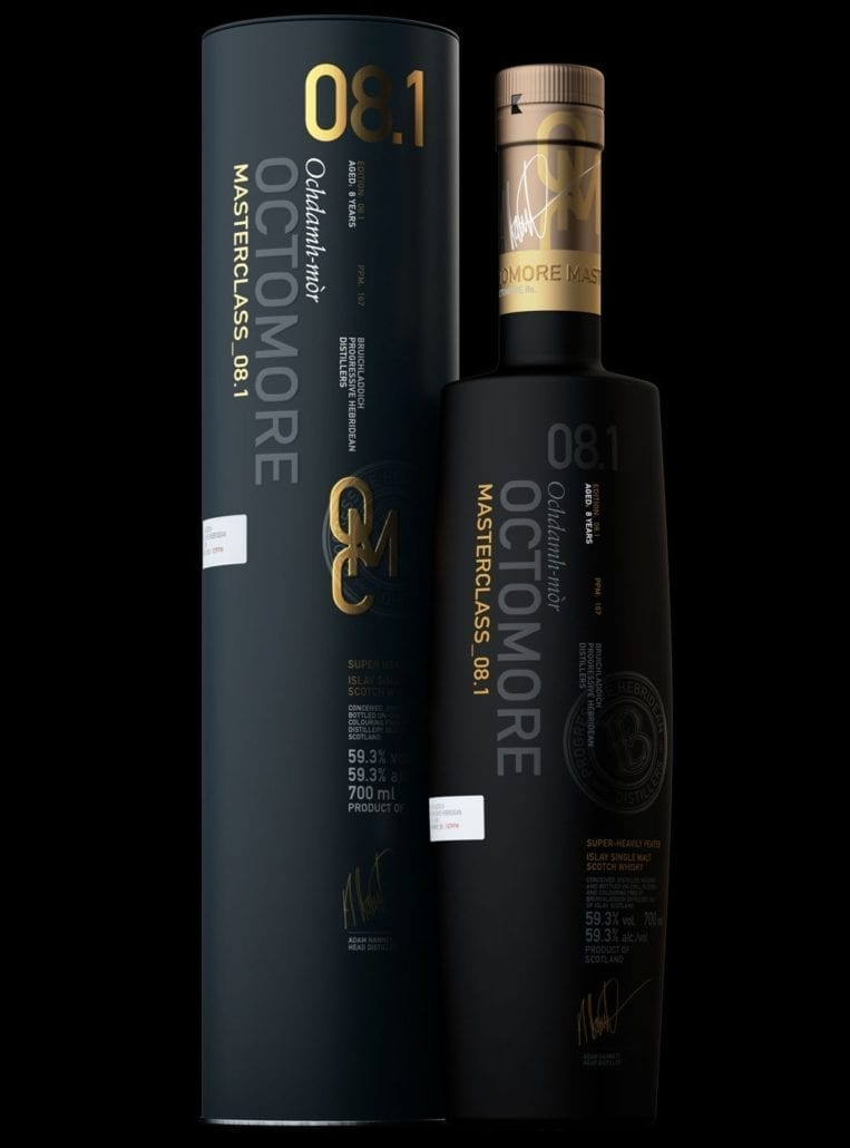 Octomore 08.1