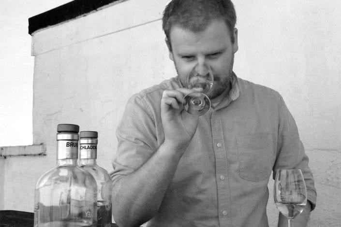 Adam Hannett - Islay barley series