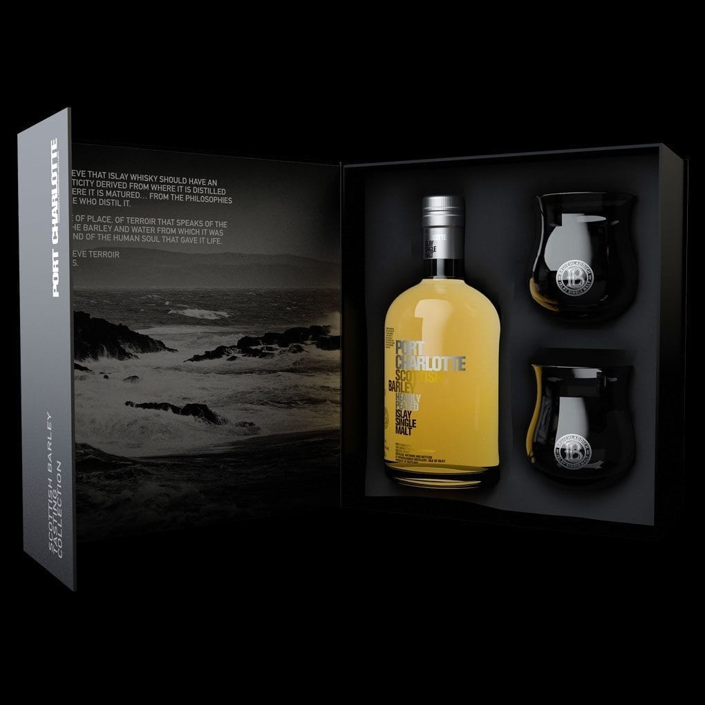 Port Charlotte Scottish Barley Gift Pack
