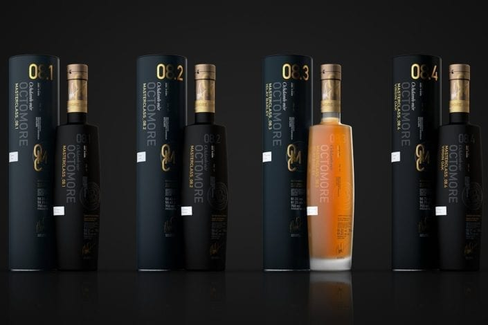 Octomore 8 series