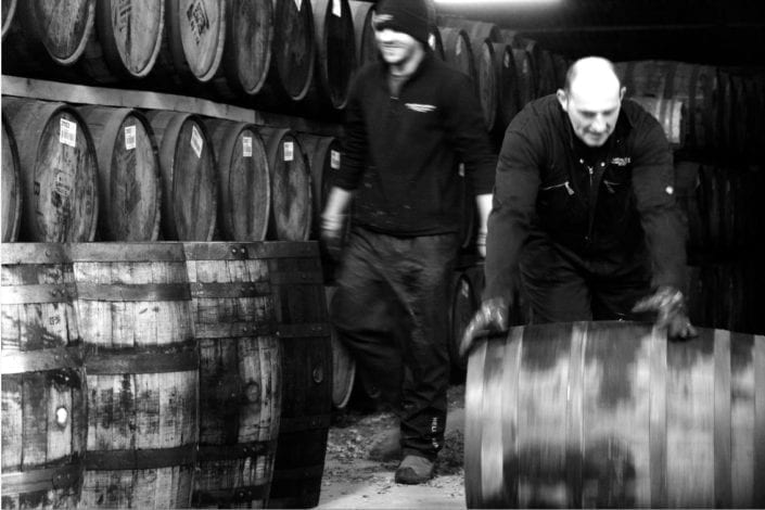 Why Bourbon Barrels?