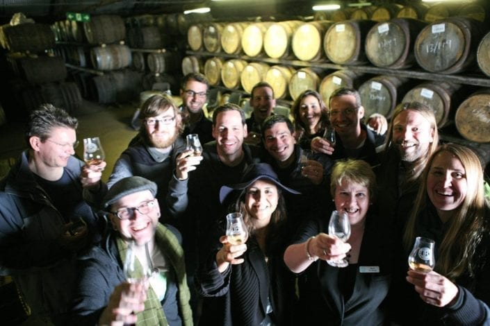 Distillery Tours 2014 - Welcome!