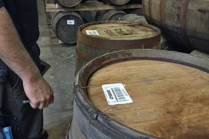 Countdown to #LaddieMP4 - casks matured on Islay